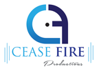 Cease Fire Productions | The #1 DJ service for family friendly events | Wedding DJ Logo
